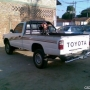 TOYOTA HILUX 2001 4X4 TITULO TOYOTOSHI. CEDUL A VERDE