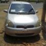 Vendo Toyota Vitz 99-2002