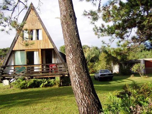 Fotos de Uruguay - alquiler de cabaña de madera en balneario la coronilla km314 de ruta 9 3