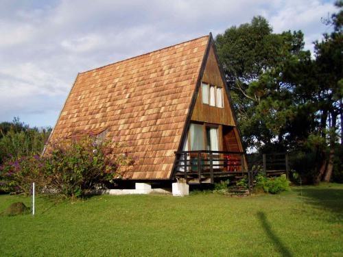 Fotos de Uruguay - alquiler de cabaña de madera en balneario la coronilla km314 de ruta 9 2