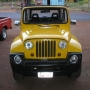Jeep Descapotable