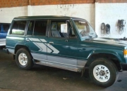 Vendo impecable Mitsubishi Montero 1991.
