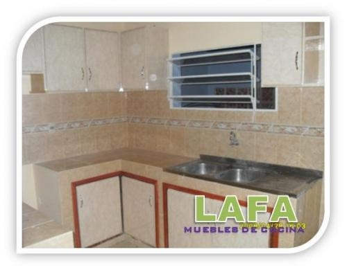 Muebles de cocina en Asunción, Paraguay  Muebles