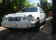 VENDO!!! UNICO EN SU ESTADO MERCEDES BENZ E300 TURBO DIESEL INTERCOOLER 1999 ELEGANCE  VERSION AMERICANA ? SIN DETALLES