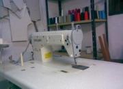 Vendo equipamiento completo de taller industrial de confecciones