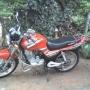 Moto leopard Gsx150