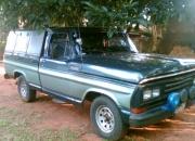Camionetafordf1000 ano 82 (vendido)