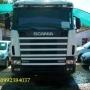 se vende Scania 124-400 año 2000 con aire recien despachado