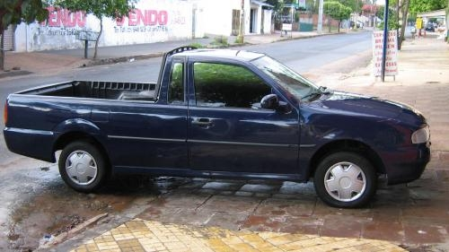 Fotos de Oferto saveiro 98 real mi 1.6 4