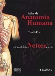 "Vendo atlas de anatomía humana ""f. netter"""