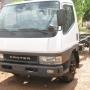 vendo camion mitsubishi canter para 7 ton.