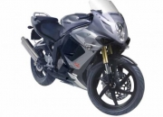 Quiciera una moto GT 125 R