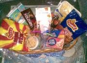 Canastas de desayuno - media mañana y merienda - regalos a todo paraguay!! delivery