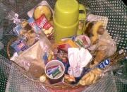 Canastas de desayuno - media mañana y merienda ..para regalar en ocasiones especiales..delivery paraguay