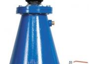 Valvulas y accesorios para agua potable y cloacas
