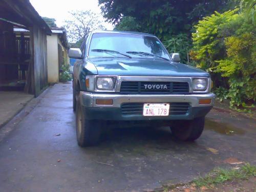 fotos de vendo camioneta toyota tundra en cochabamba Car Tuning
