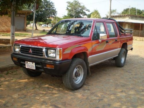 Mitsubishi l200 1993 en Asunción - Autos | 25506.