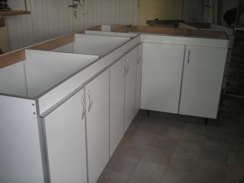 Muebles de cocinas con cantos de aluminio en Guairá, Paraguay  Otros