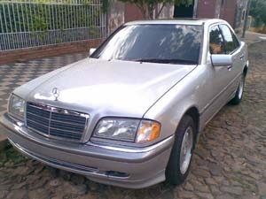 Mercedes benz c230 kompressor año 99 impecable