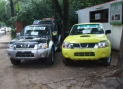 2x Nissan Navara