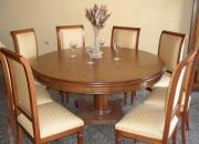 Muebles Piñanez. Muebles de Estilo y Moderno. Varios Diseños y Modelos. Oferta Juego de Comedor /8 sillas ...