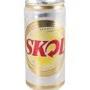 Cervezas Sckol 226 ml. Packs de 15 unidades