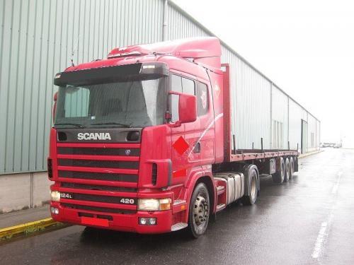 Fotos De Venta Scania 113 112 124 144 En Asunci  N