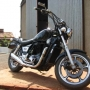 VENDO HONDA SHADOW VT1100