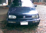 Vendo golf 97 glx - color azul