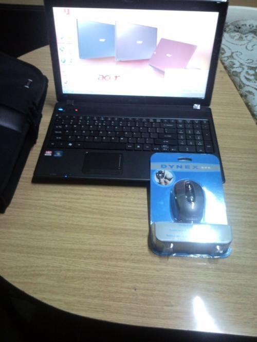 Notebook acer aspire 5253 nueva mas maletín incluido!!!