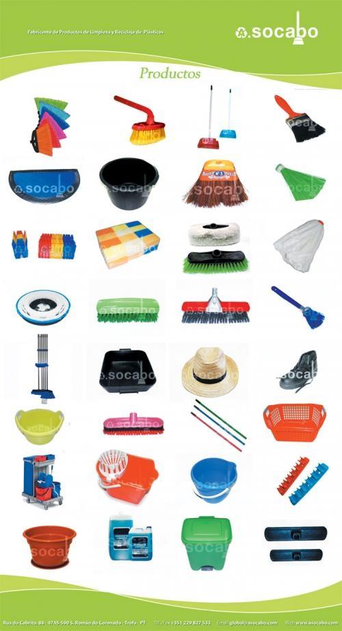 Dibujos de articulos de limpieza imagui for Cosas de hogar