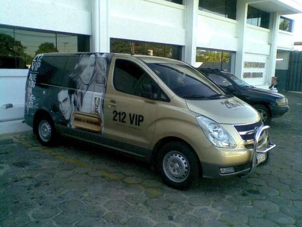 Ploteado de vehículos - innovarce industria publicitaria