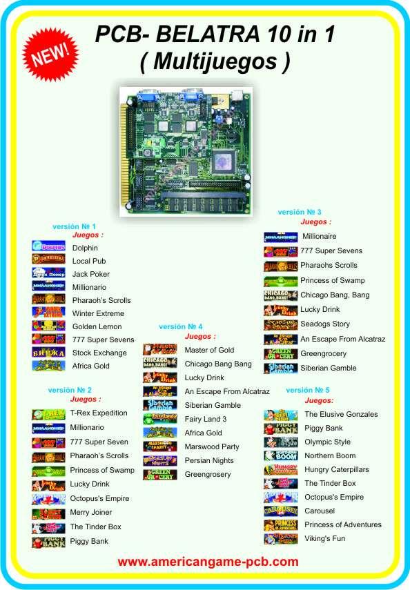 La mayor seleccion de los juegos por los precios mas bajos en america latina!!!