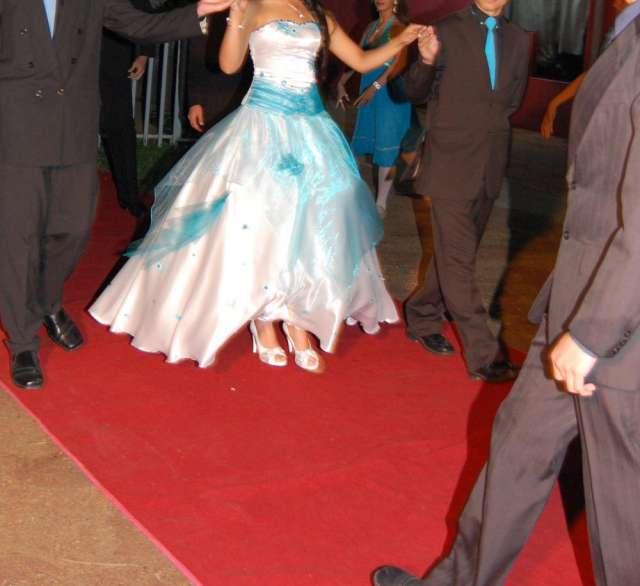 Vendo vestido de fiesta paraguay