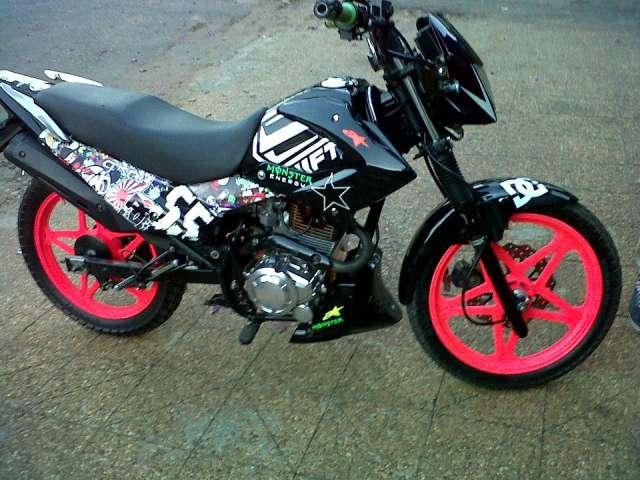 Dise os para motos 110 imagui for Disenos de motos