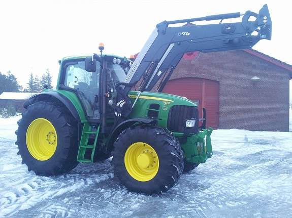 Tractor john deere 7530 50k ap carm