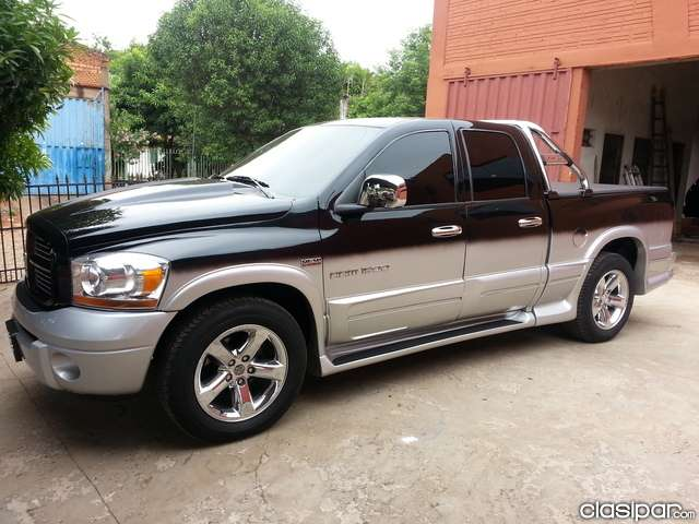 Dodge ram 1500 sport - motor hemi impecable