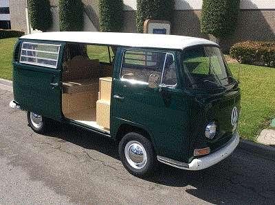 Volkswagen bus / vanagon 1969