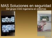 MAS CCTV ALARMAS Y MUCHA SEGURIDAD!!!