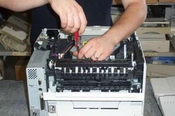 Reparacion de impresoras epson tmu-950 llame al 0981-140-451 pro import