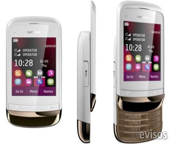 Vendo celular nokia c2