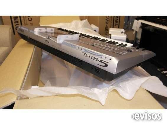 Comprar: yamaha tyros 5, yamaha yts-875ex, pioneer cdj-1000, korg m3