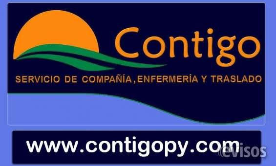 Contratar Acompañantes y Enfermeria Paraguay Acompañantes Paraguay