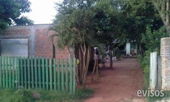 Vendo casa en ytororo ypane, camino a thompson