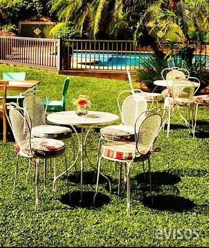 Fantástico Muebles De Jardín Para Alquiler Ideas - Muebles Para ...