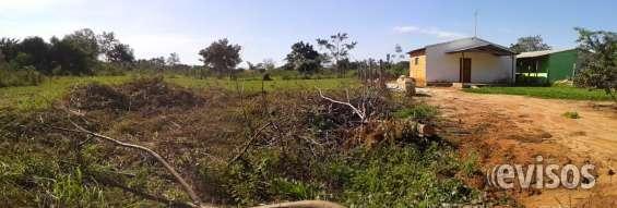 Santa rosa del aguaray: dueño vende amplio terreno titulado, 1.000m2