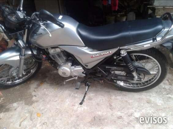 Vendo moto honda 150cc