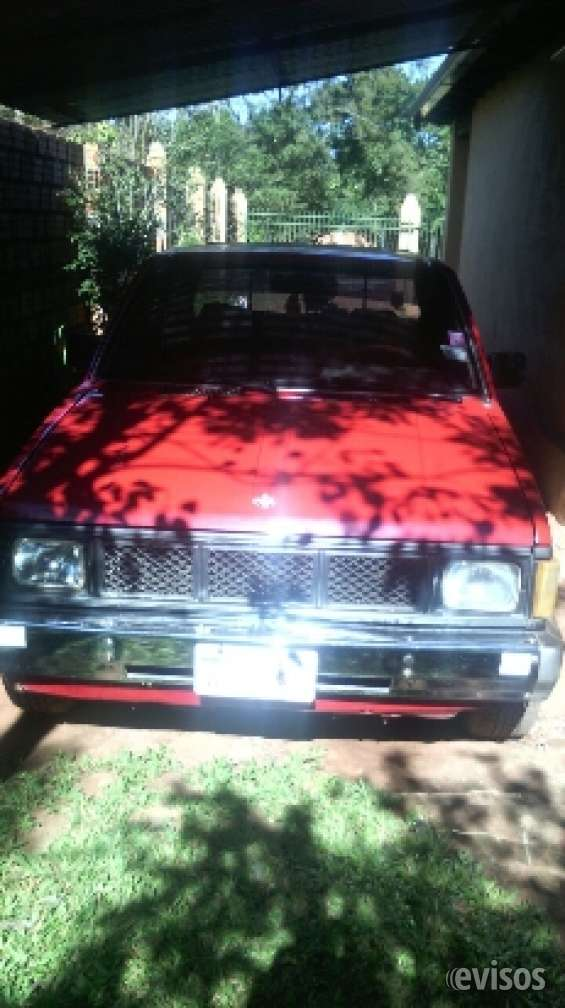 Vendo nissan pick up año 1988