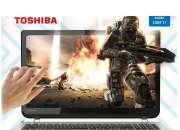 Toshiba Satellite 4K, Ultra HD Touch-Screen15.6