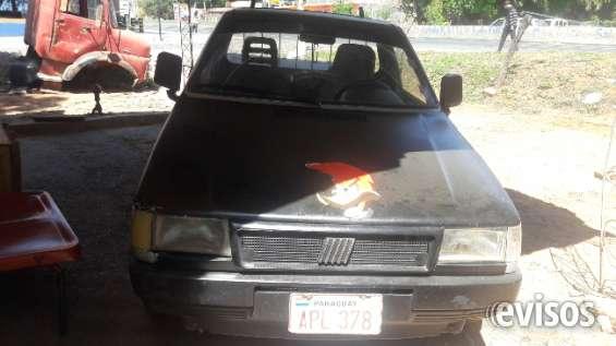 Venta de una camioneta 2 (dos) puertas fiat
